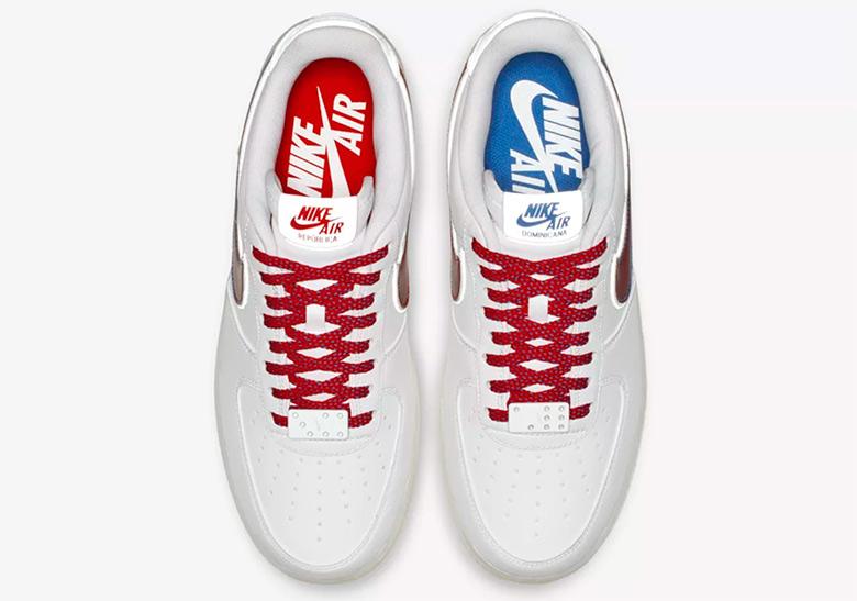 Nike Air Force 1 De Lo Mio Dominican Republic DR Republica