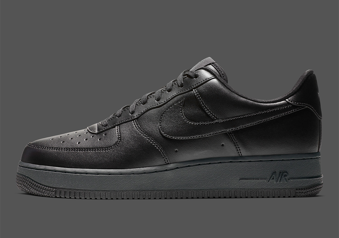 air force 1 flyleather