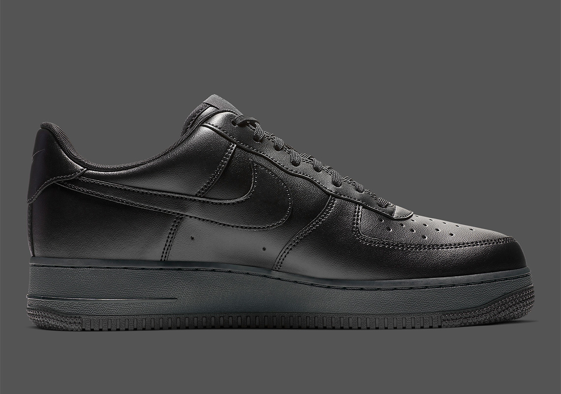 Nike Air Force 1 Flyleather BV1391 001 Release Info