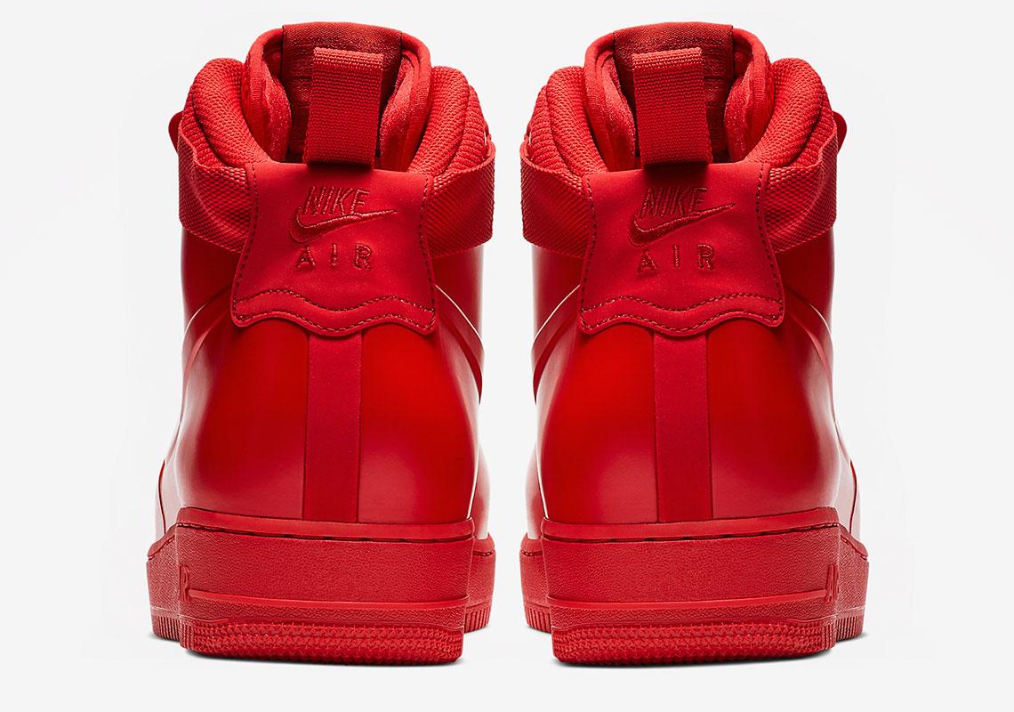 Nike Air Force 1 Foamposite Red BV1172-600  587ef7238
