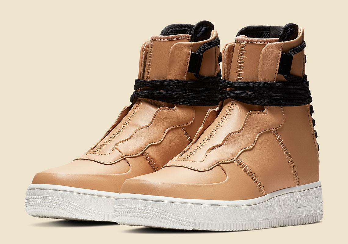 Nike Air Force 1 Rebel XX PralineWhite AO1525 200 Release