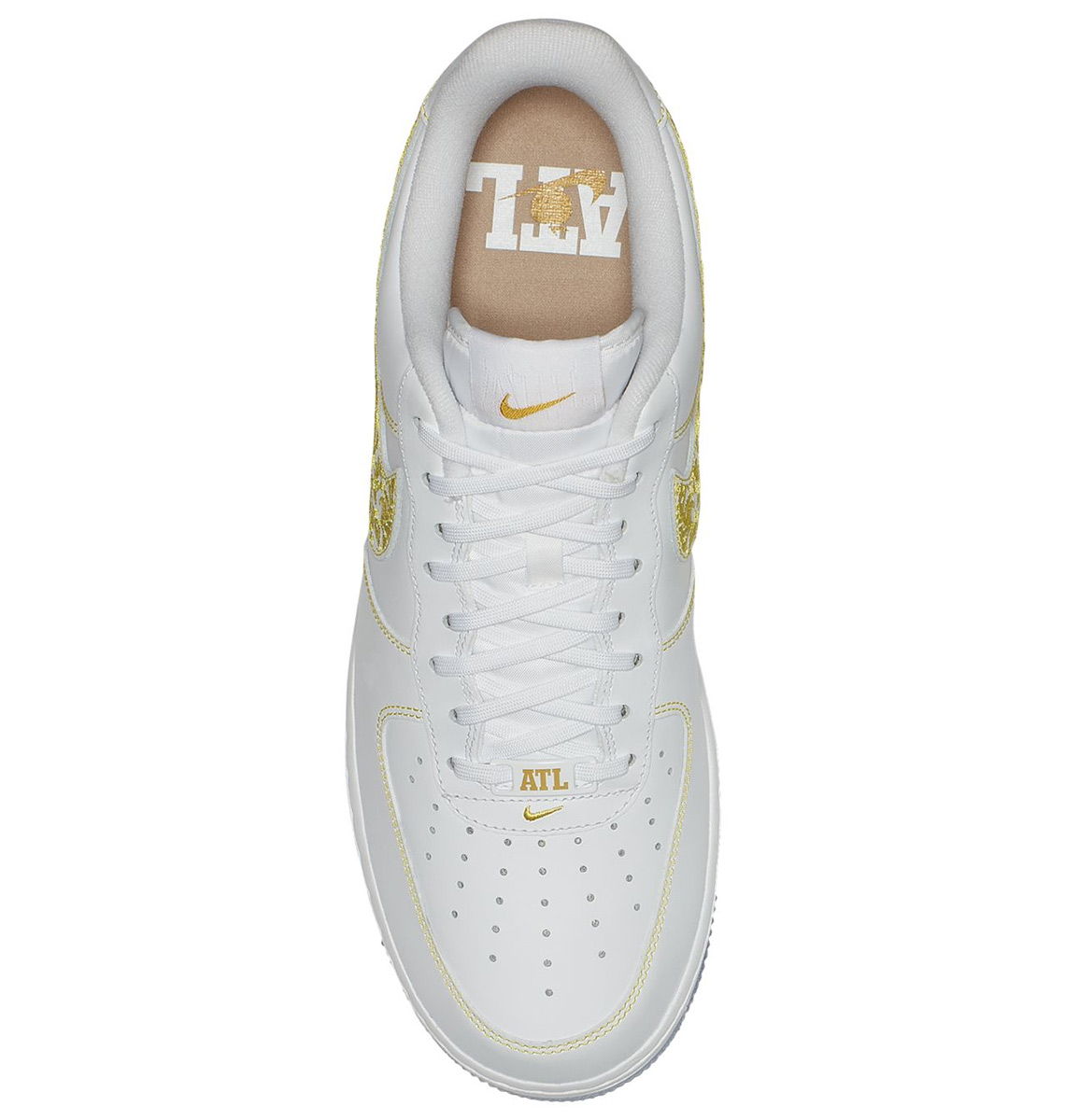 quality design 12f04 674a9 Nike Air Force 1 Low Atlanta First Look Release Date   SneakerNews.com