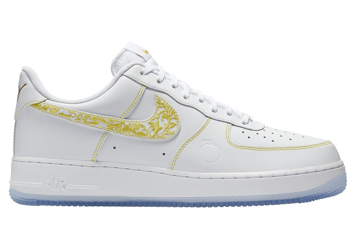 Nike Air Force 1 Low Atlanta First Look Release Date