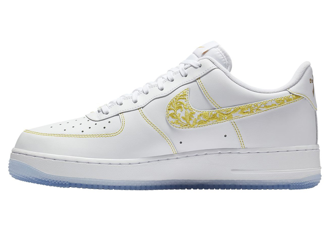Nike Air Force 1 Low Atlanta First Look Release Date  3ce2e37312f5