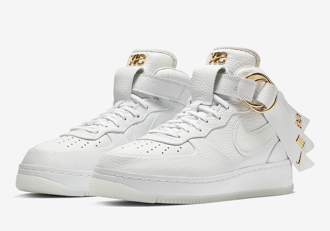 buy popular 18a86 7d3f1 Nike Air Force 1 Mid Victor Cruz Release Date November 21, 2018