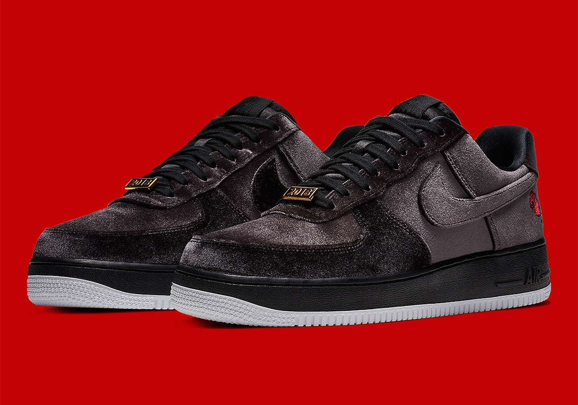 huge discount 86f37 05876 Nike Air Force 1 Rose AH8462-003 Release Info   SneakerNews.com