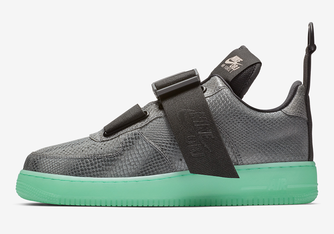 Nike Air Force 1 Low Utility OBJ Release Info |