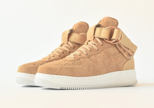 Victor Cruz And Nike Release A Special Air Force 1 Mid