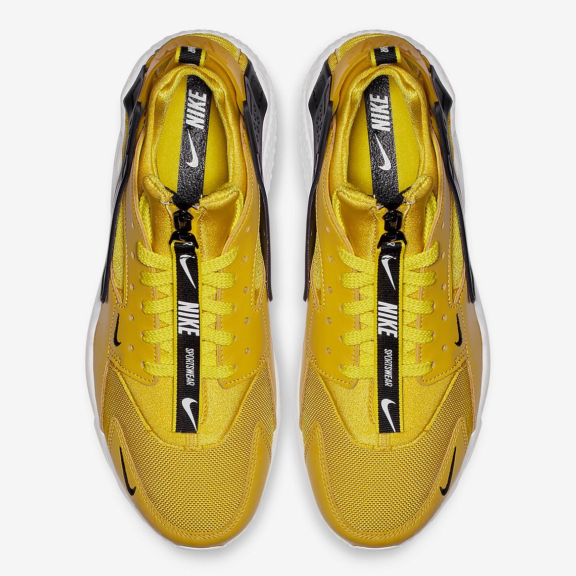 Nike Air Huarache Zip Release Info
