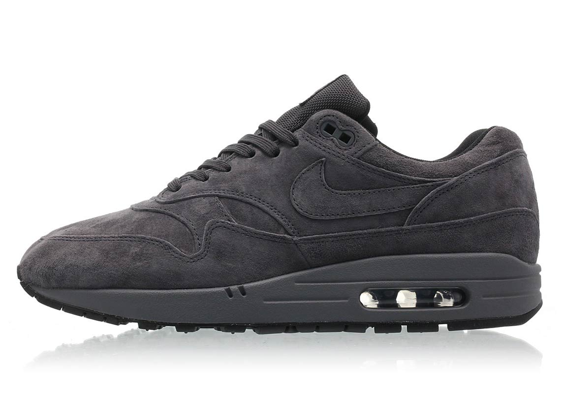 info for 9963b 1f21a Nike Air Max 1 Anthracite 875844-010 Buying Guide   SneakerNews.com