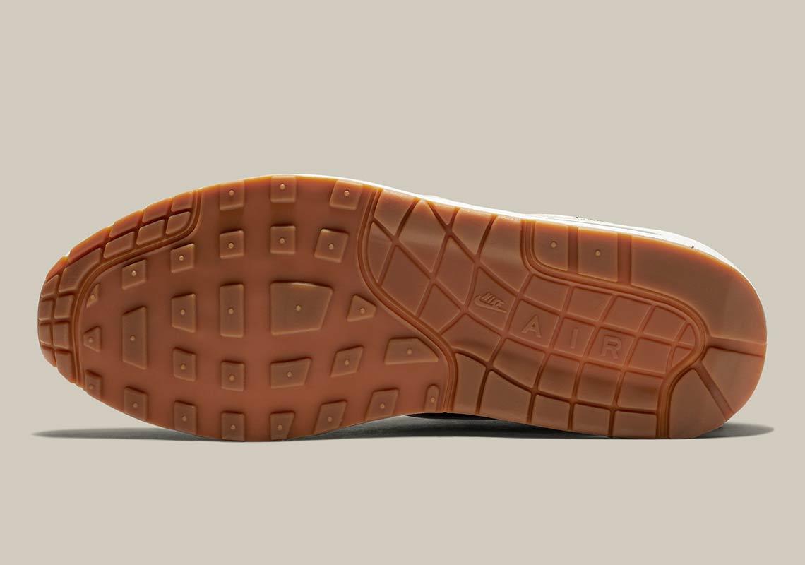 wholesale dealer 8633e c4f14 Nike Air Max 1 Light Bone AH8145-009 Release Info  SneakerNe