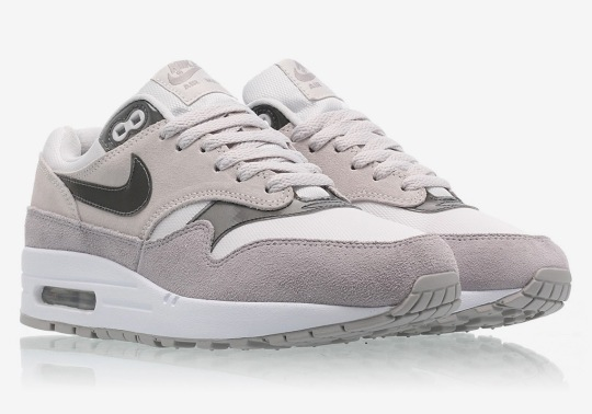 "The Nike Air Max 1 SE ""Atmosphere Grey"" Lands Just For Women"