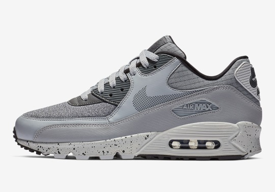 The Nike Air Max 90 Premium SE Adds Waterproof Uppers
