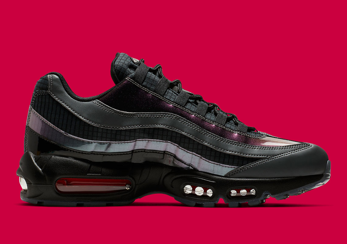 The Nike Air Max 95 Takes On A Futuristic Colorway