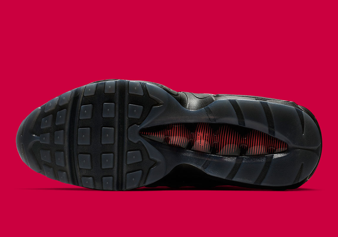 best cheap 64702 558fe The Nike Air Max 95 Takes On A Futuristic Colorway - SneakerNews.com