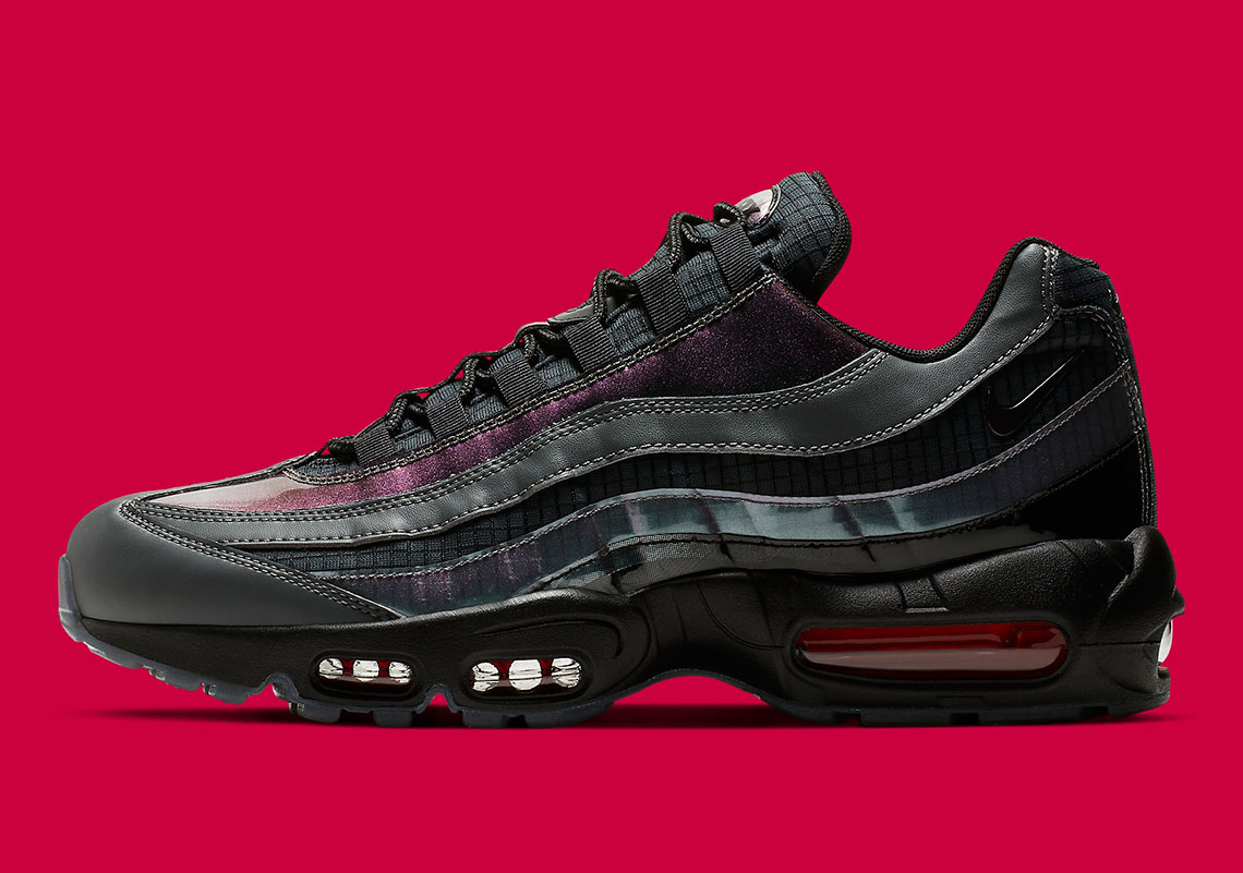 The Nike Air Max 95 Takes On A Futuristic Colorway - SneakerNews.com 817bdd757