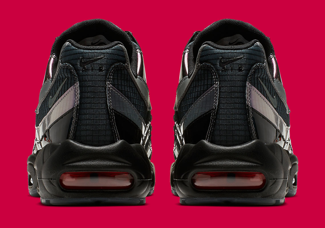 best cheap a5d8c c52f0 The Nike Air Max 95 Takes On A Futuristic Colorway - SneakerNews.com