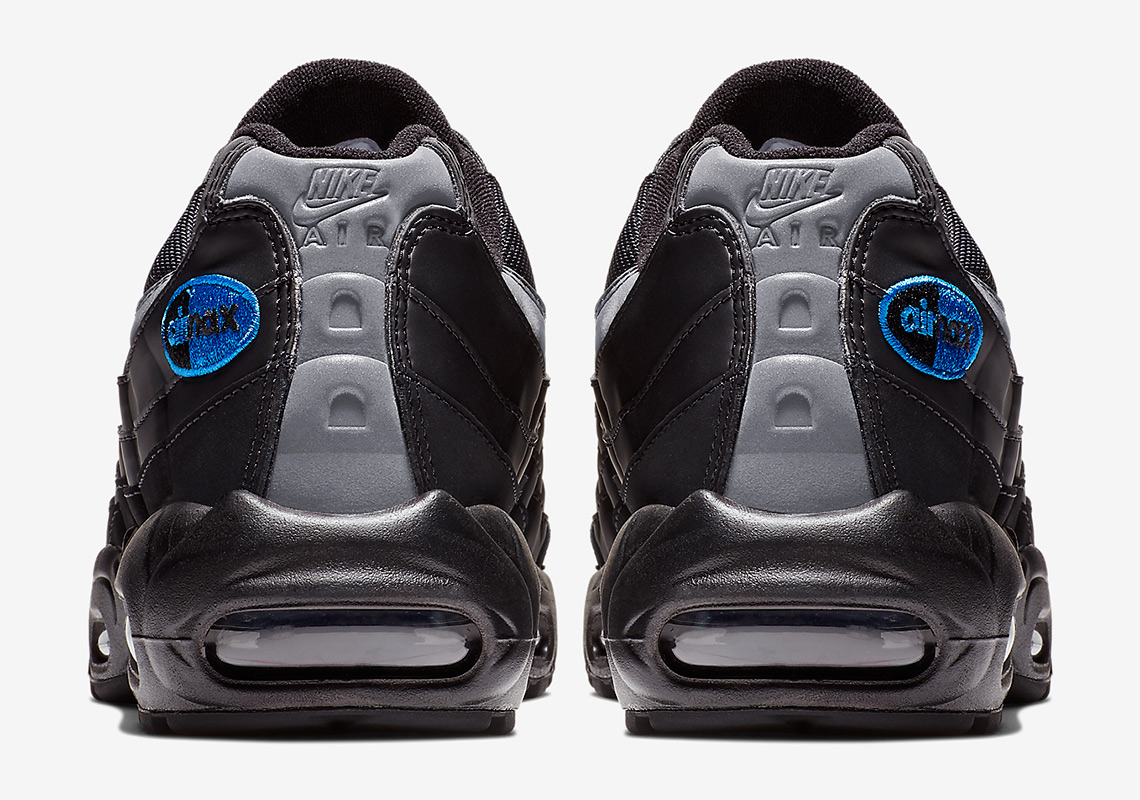 detailed pictures 905bd 8c86d Nike Air Max 95 BQ3168-002 Release Info   SneakerNews.com