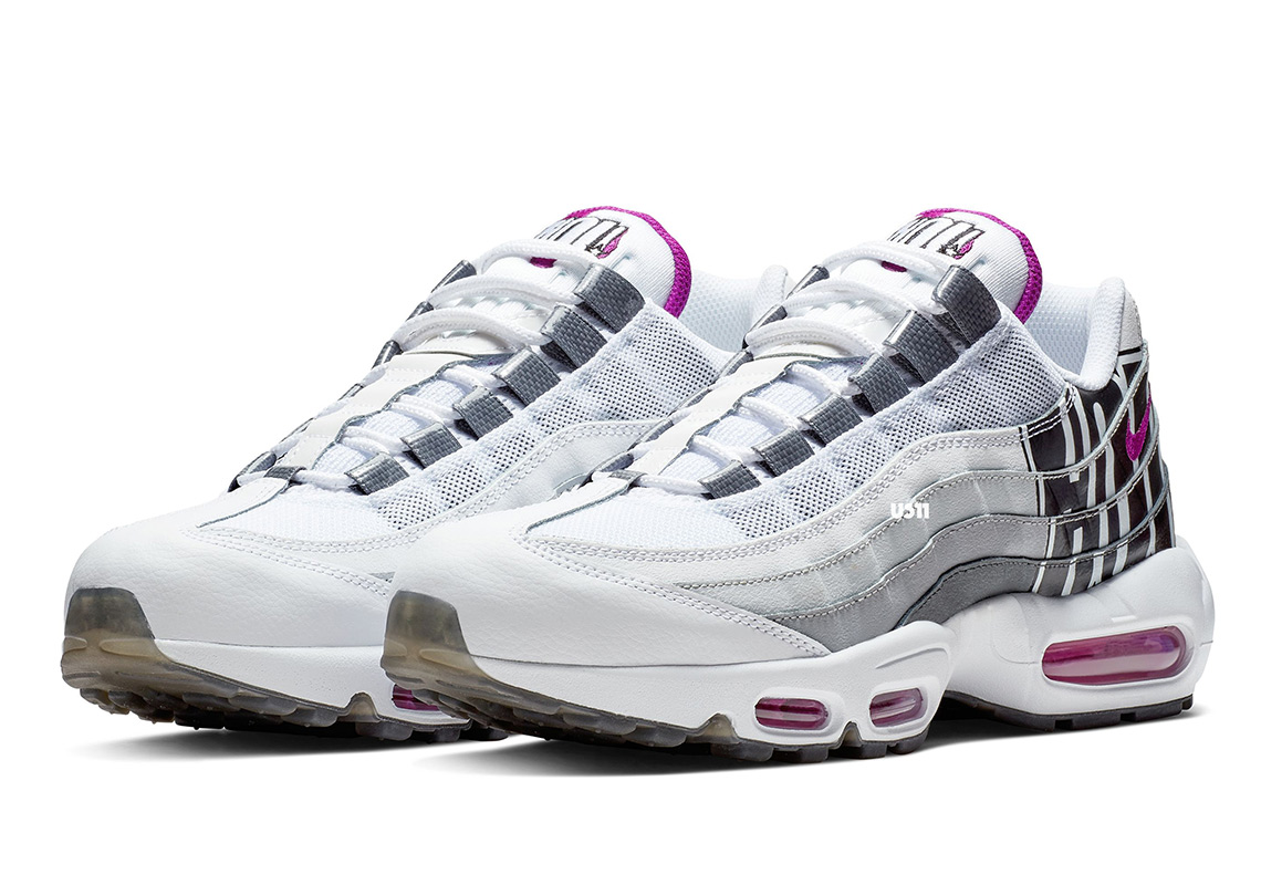 "detailed pictures 583f3 1e210 Nike s ""City Pride"" Pack Continues With An Air Max 95 Designed For Houston"