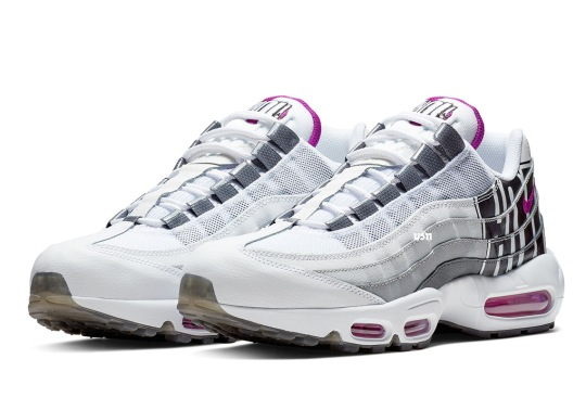"""Nike's """"City Pride"""" Pack Continues With An Air Max 95 Designed For Houston"""