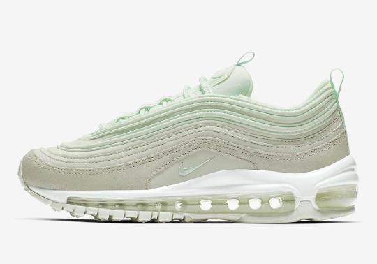 "Nike Air Max 97 ""Barely Green"" Is Coming Soon For Women"