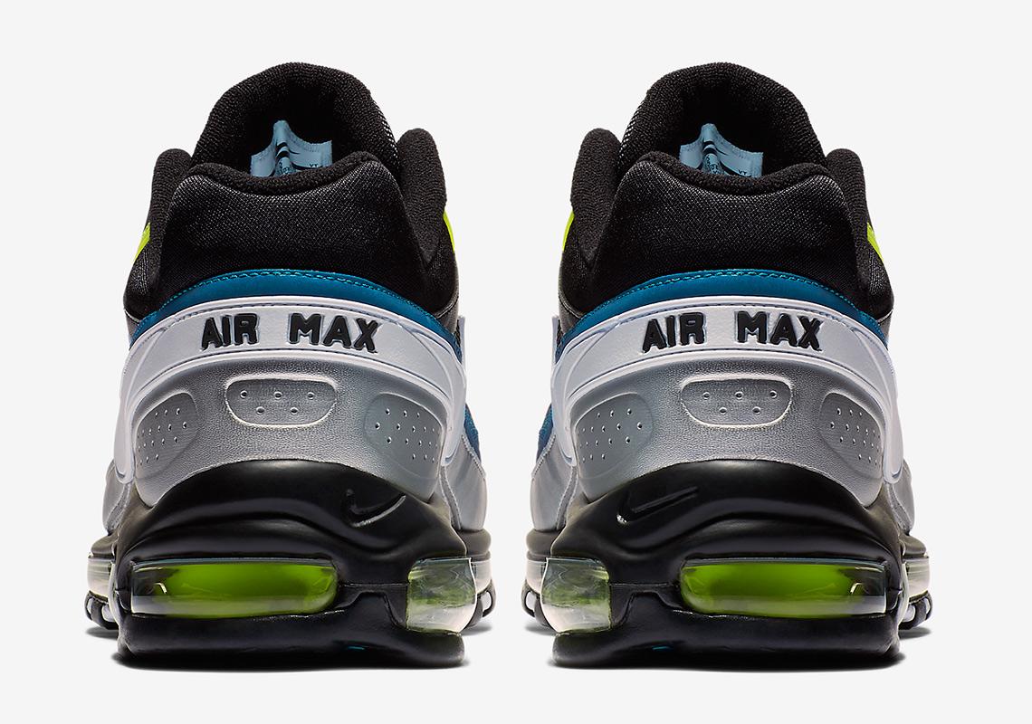 air max 97 bw bleu