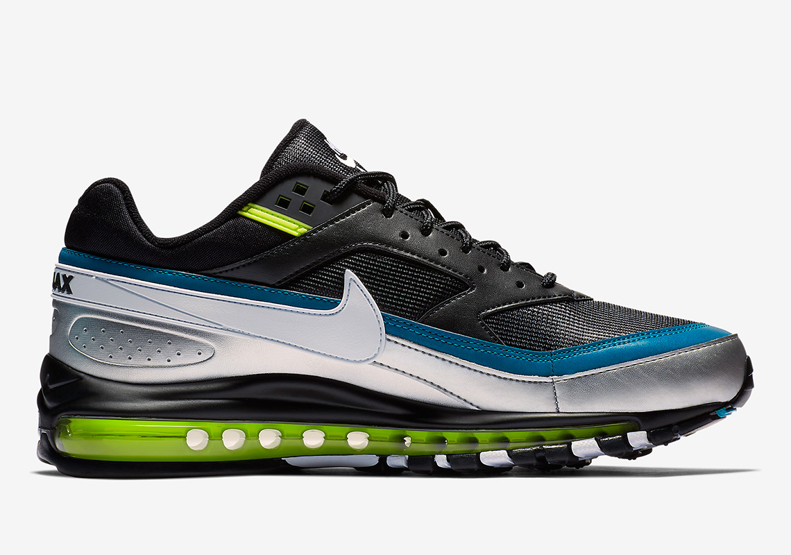 outlet store 75543 98d23 Nike Air Max 97 BW Fall 2018 Release Info  SneakernNews.com