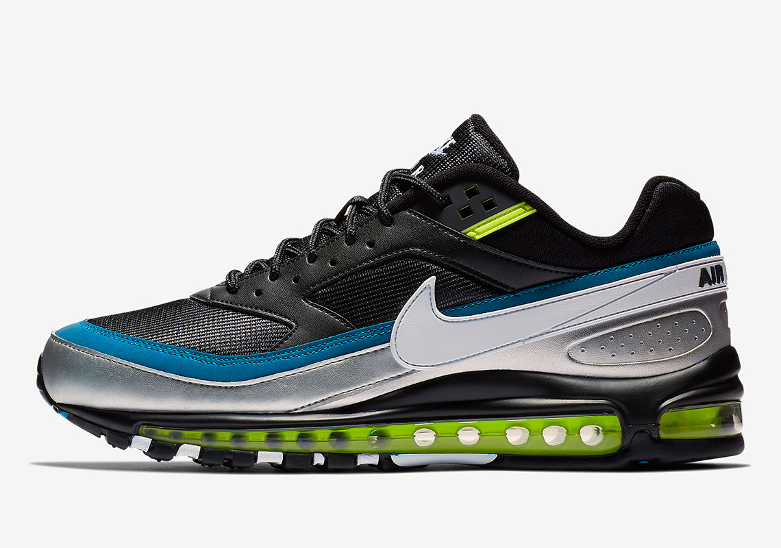 0e1a8b9ed3 Nike Air Max 97 BW Release Date: November 22nd, 2018. STORE LIST $170.  Color: Royal Blue/Black-University Red Style Code: AO2406-003