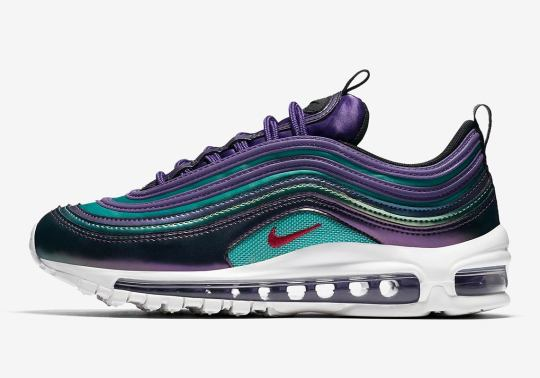 This Kids-Only Air Max 97 Features Iridescent Uppers