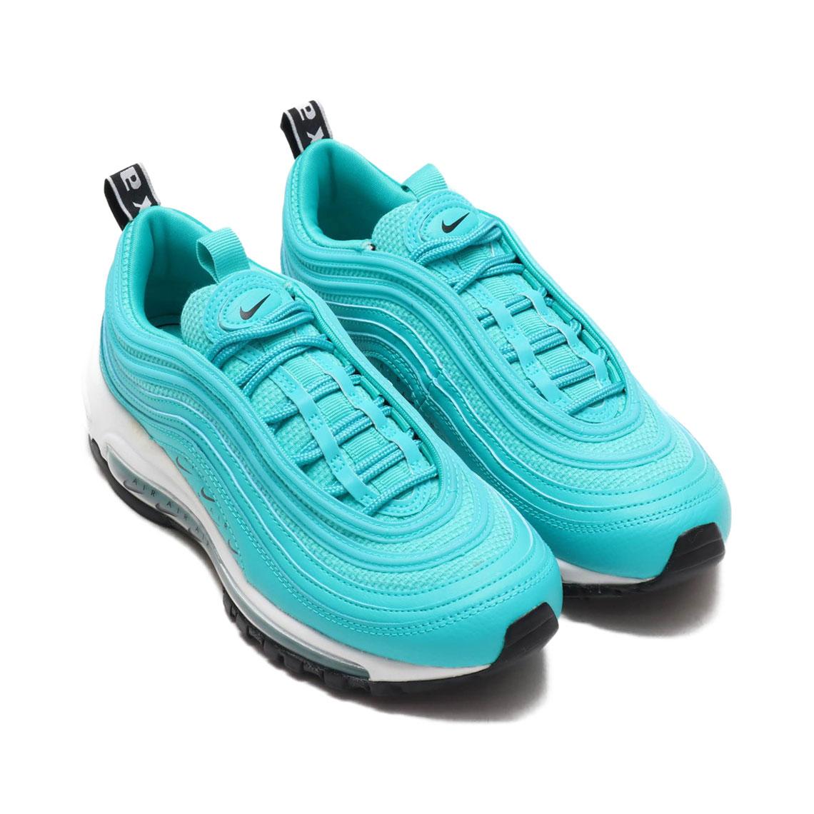 brand new 8a82a ab6a6 Nike Air Max 97 Hyper Jade AR7621-300   SneakerNews.com