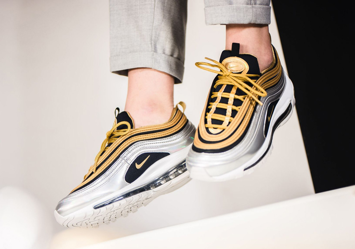 Nike Air Max Metallic Gold Pack Releasing With Air Max 97 In
