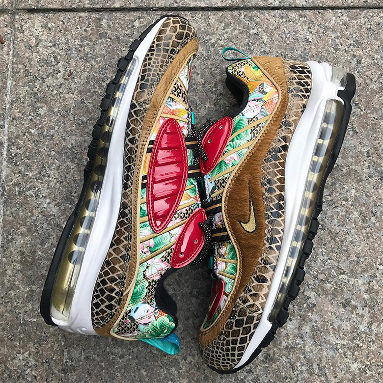 Nike Air Max 98 Chinese New Year First