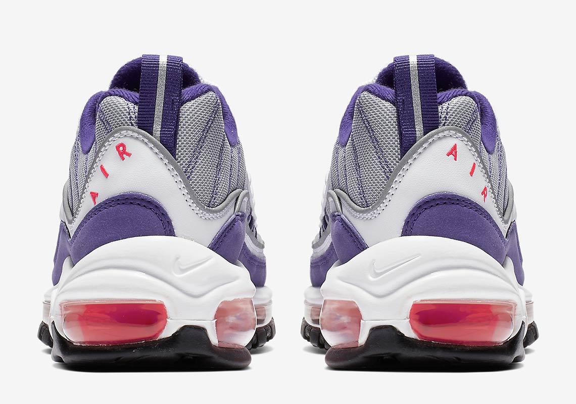 7438632a3c0 Nike Air Max 98 Raptors Womens Release Info