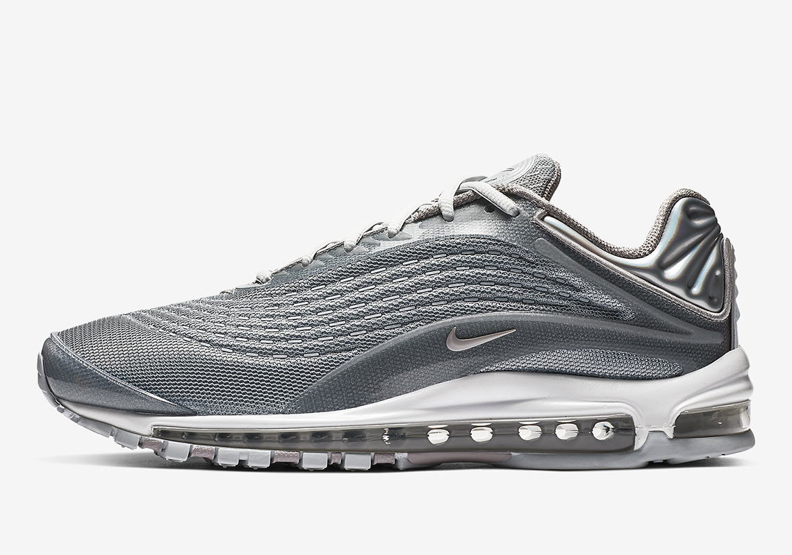 "Nike Air Max Deluxe ""Metallic Silver"" Releases On November 15th 14e361450"