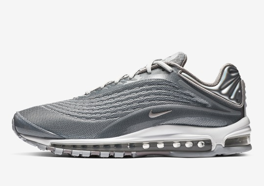 "Nike Air Max Deluxe ""Metallic Silver"" Releases On November 15th"