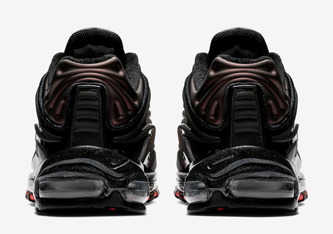 Nike Air Max Deluxe Black Crimson AO8284-001 Info  e0b8892d3