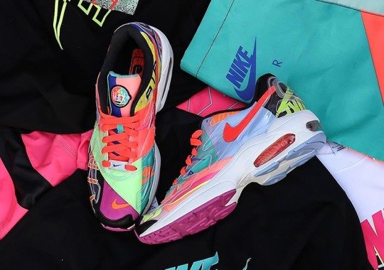 atmos To Release The Nike Air Max Light 2 1994 Collection In 2019