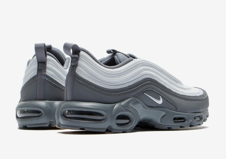new style f257b beaaf Nike Air Max Plus 97 Cool Grey CD7859-001 | SneakerNews.com