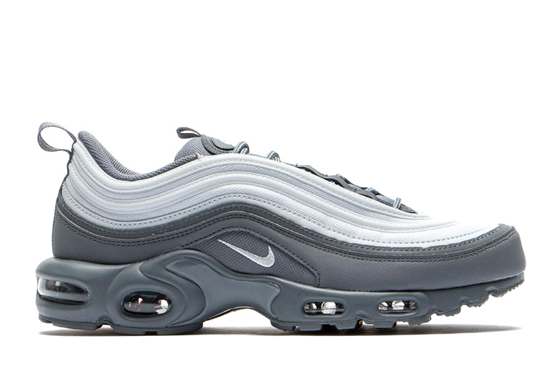 ec6b81bfdf3cb Nike Air Max Plus 97 $170. Color: Cool Grey/Pure Platinum Style Code:  CD7859-001. Advertisement. Advertisement
