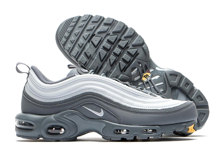 low priced 5db36 c9c26 Nike Air Max Plus 97 170. Color Cool GreyPure Platinum Style Code CD7859 -001