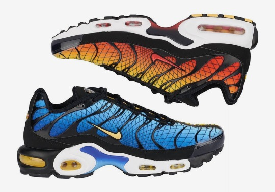 "Nike To Release An Air Max Plus ""Greedy"" In December"