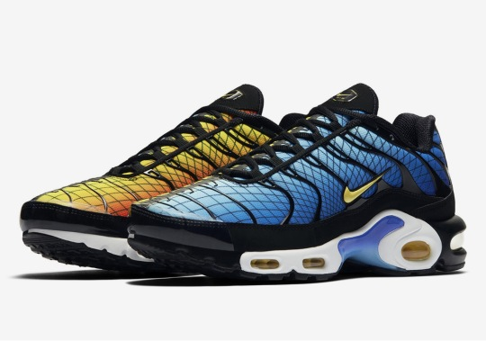 """The Nike Air Max Plus """"Greedy"""" Is Releasing On December 8th"""