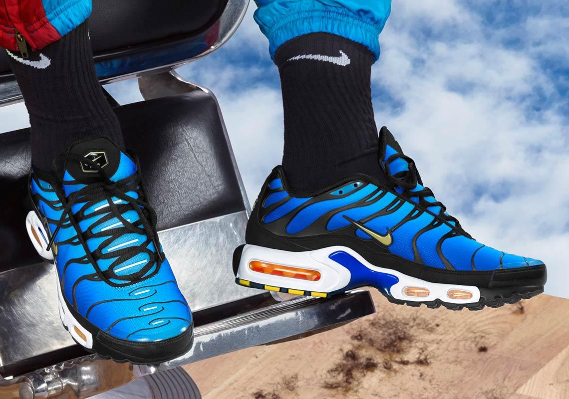 334659a6b9 Nike Air Max Plus Release Date + Store List | SneakerNews.com