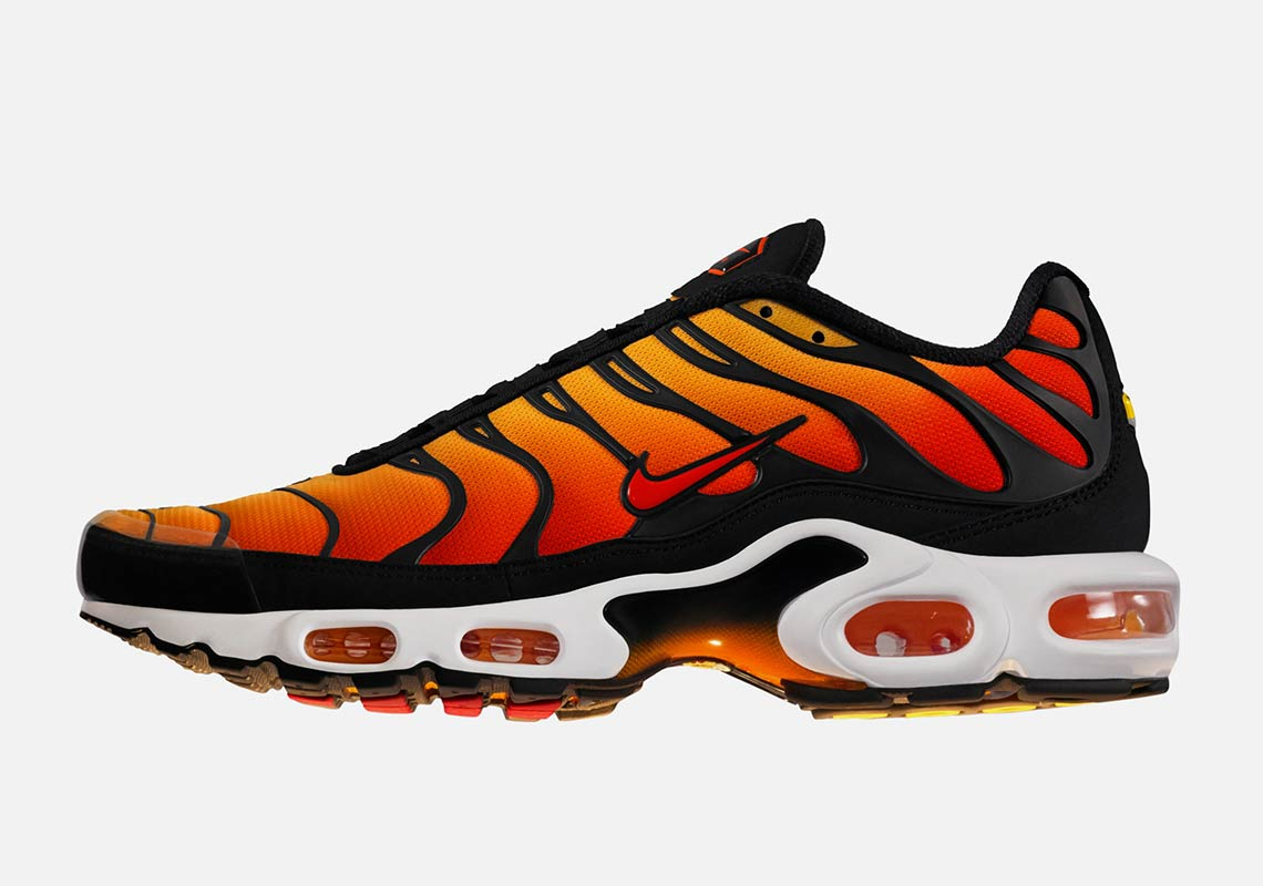"best website 8ff65 be88e Nike Air Max Plus ""Sunset"" Release Date November 24th, 2018"