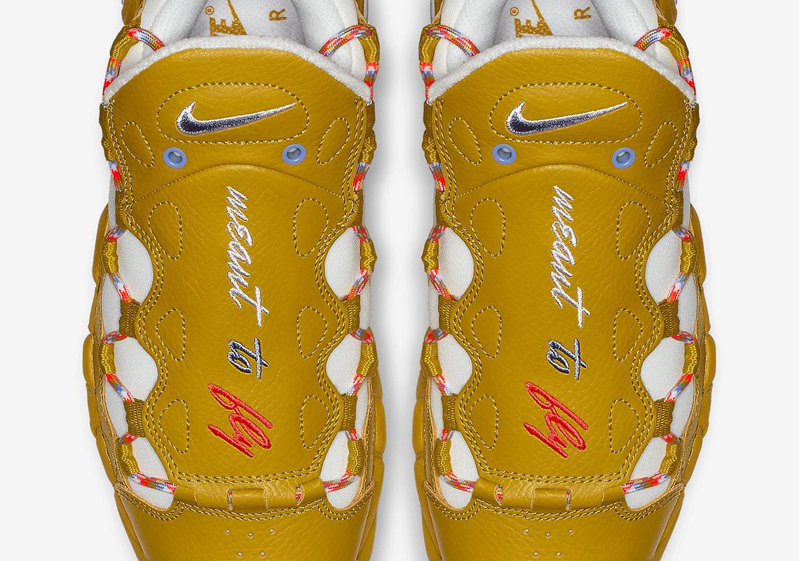 Nike Air More Money AO1749-300 Release