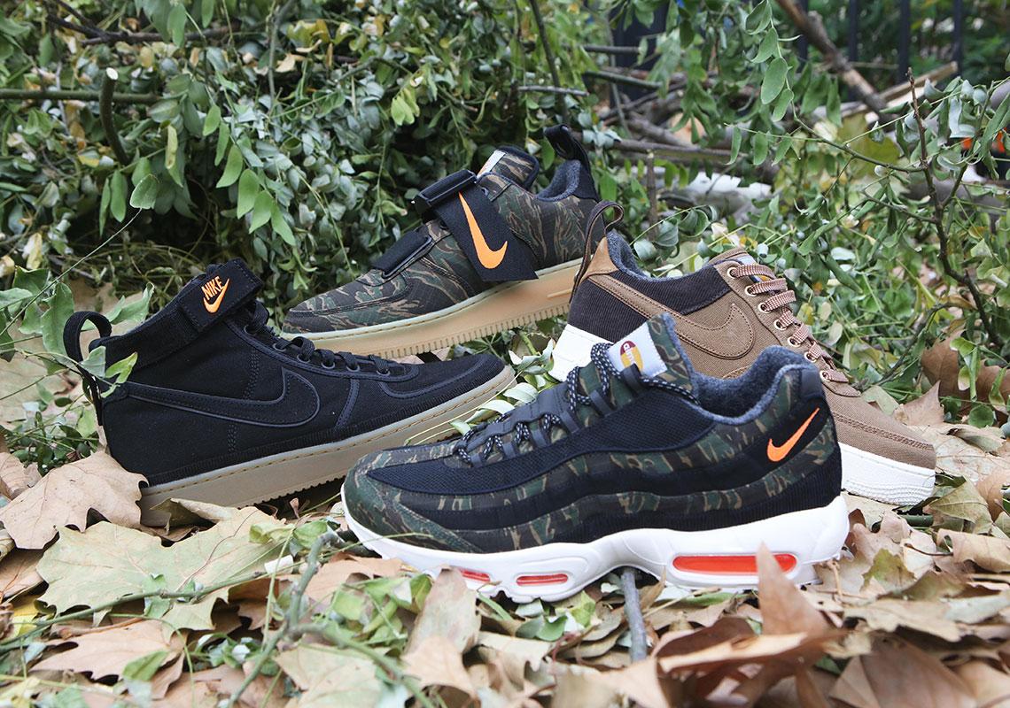buy online 24eb9 d1e48 Carhartt WIP Nike Release Dates | SneakerNews.com