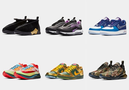 Nike Unveils The Doernbecher Freestyle 2018 Collection