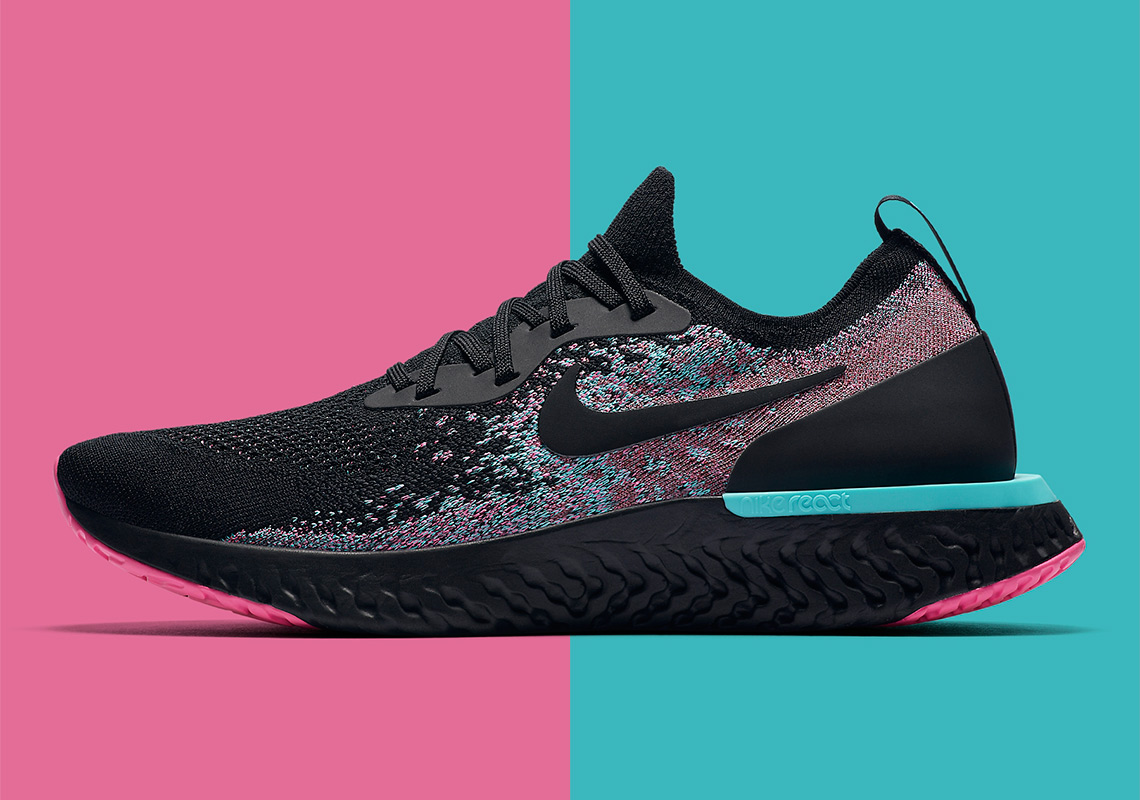 The Nike Epic React Releases In A Miami Vice Theme cf33d7d0d