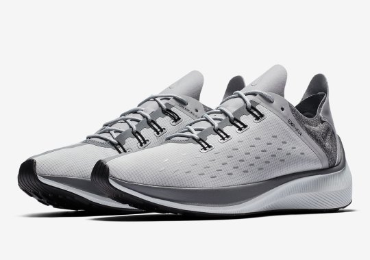The Nike EXP-X14 Gets Upgraded For The Cold Wet Climates
