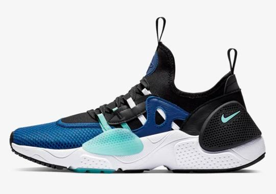 This Nike Huarache E.D.G.E. TXT Is Inspired By The Hyperadapt 1.0